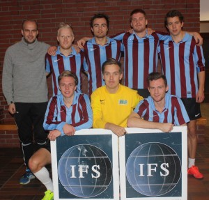 Drillos fra IFS Futsal-NM 2013
